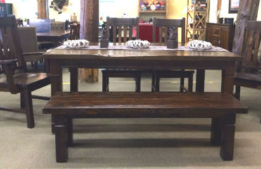 Reclaimed Harvest Table (Legs)