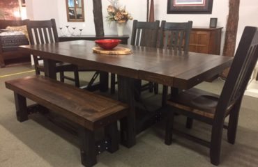 Benchmark Dining Set