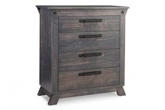 Solid Wood Highboy