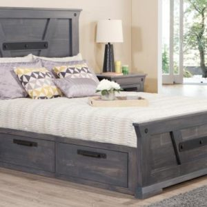 Mennonite Storage Bed