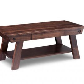 Solid Wood Mennonite Coffee Table