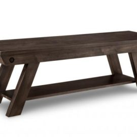Mennonite Wood Dining Bench
