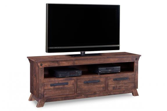 Solid wood HDTV Stand