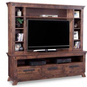 Mennonite HDTV Cabinet