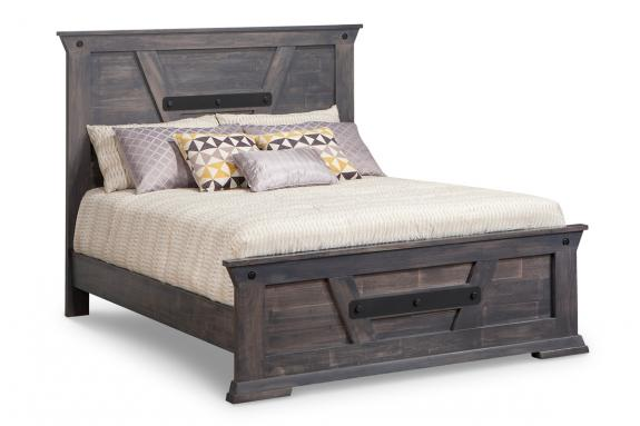 Mennonite Rustic Bed