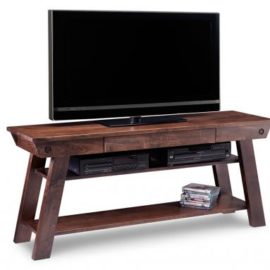Mennonite Solid Wood TV Stand