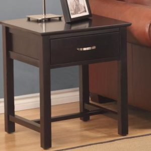 Brooklyn 1-Drawer End Table