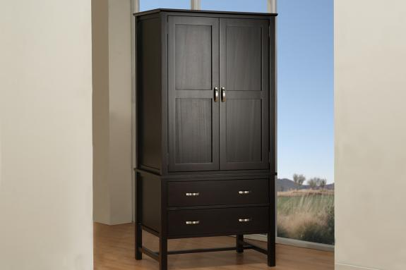 Brooklyn 2-Piece Armoire