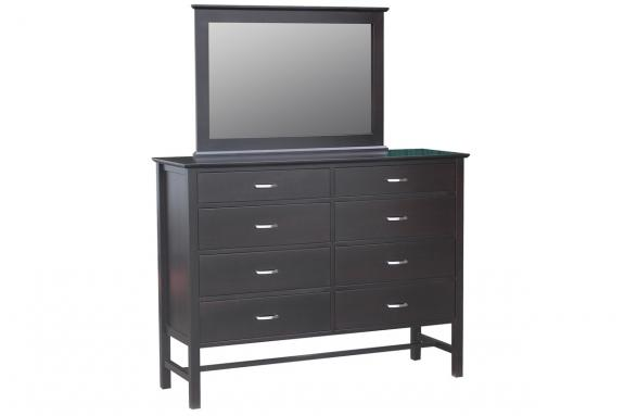 Brooklyn 8-Drawer Dresser & Mirror