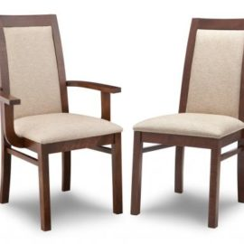 Brooklyn Dining Chair (Side & Arm)