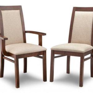 Brooklyn Dining Chair (Side & Arm)