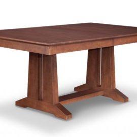 Brooklyn Dining Table (Pedestal)