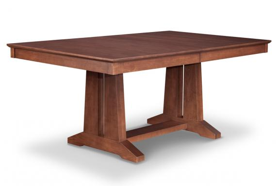 Brooklyn Dining Table (Pedestal)