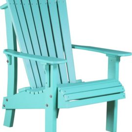 Royal Adirondack Chair - Aruba Blue