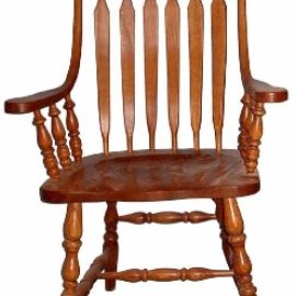 Cam Oxbow Arm Chair
