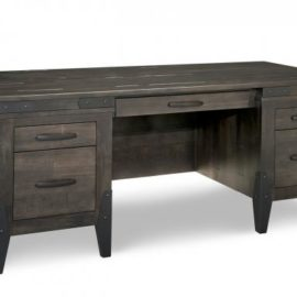 Solid Wood Mennonite Desk