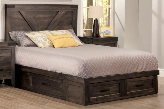 Mennonite Condo Bed