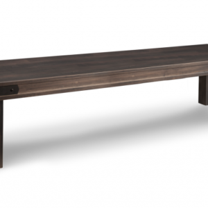Solid Wood Mennonite Dining Bench
