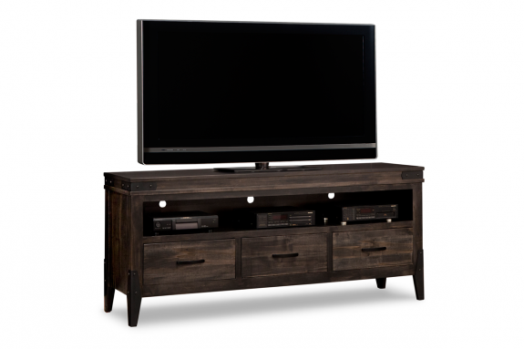 Chattanooga 72 Quot Tv Stand Rustic Wood Tv Stands