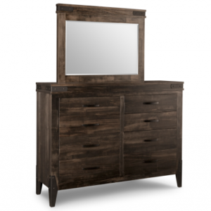 Solid Wood Double Dresser