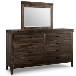 Mennonite Double Dresser