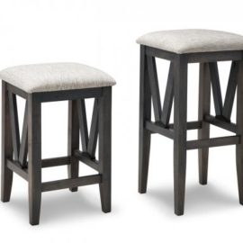 Chattanooga Backless Bar & Counter Stools