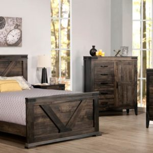 Chattanooga Bedroom Set