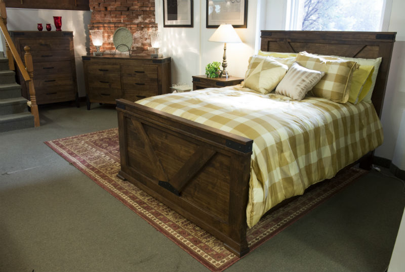 Chattanooga Bedroom Set