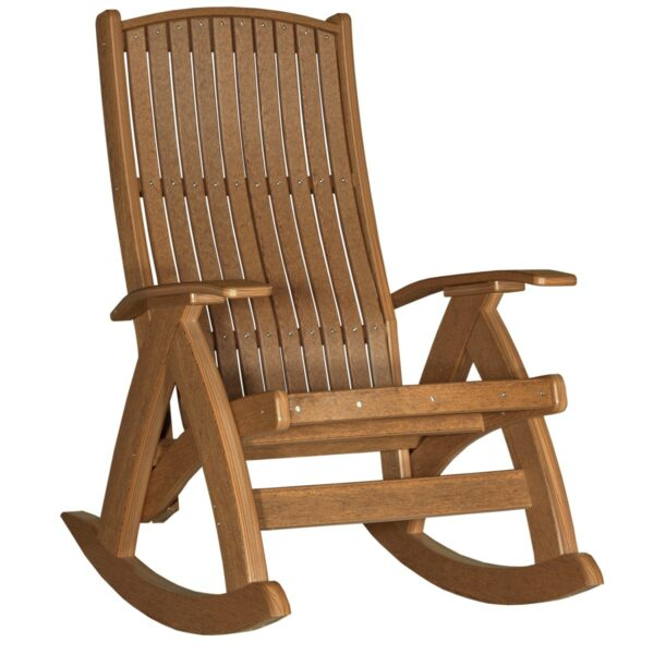Comfort Rocker - Antique Mahogany