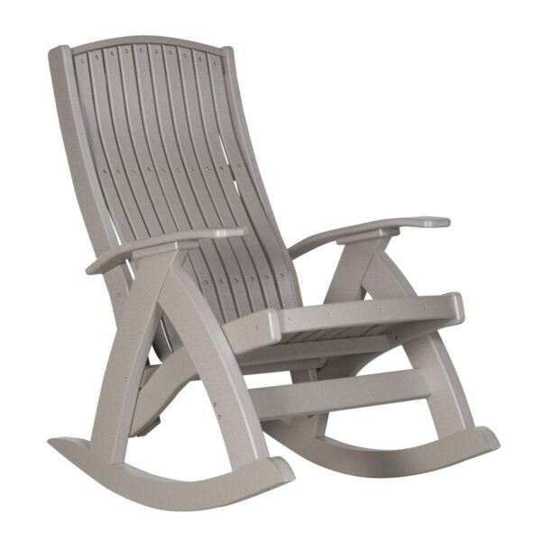 Comfort Rocker - Weatherwood