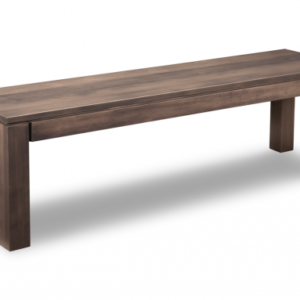 "Contempo 60"" Dining Bench (Legs)"