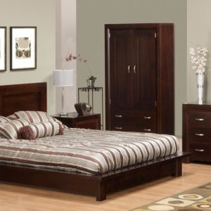 Contempo Bedroom Set (Queen)