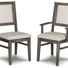 Contempo Dining Chair (Side & Arm)