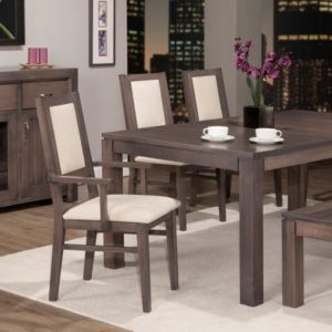 Contempo Harvest Table Dining Set
