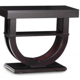 Contempo Pedestal Hall Table