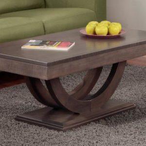 Contempo Pedestal Coffee Table
