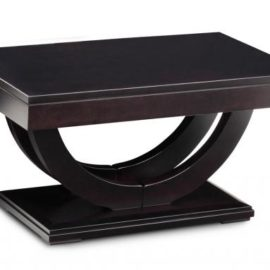 Contempo Pedestal Condo Coffee Table