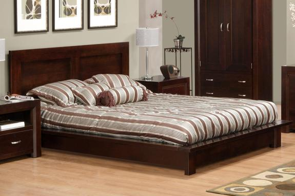 Contempo Platform Bed