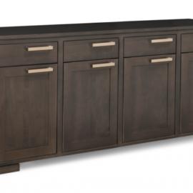 Cordova 4-Drawer 4-Door Sideboard
