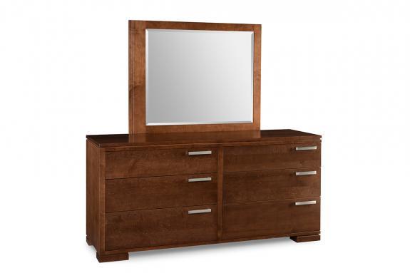Cordova 6-Drawer Long Dresser | Handstone Solid Wood Dressers