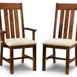 Cumberland Dining Chair (Side & Arm)