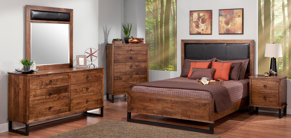 Cumberland Bedroom Set (Queen)