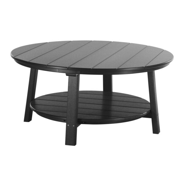 Deluxe Conversation Table - Black
