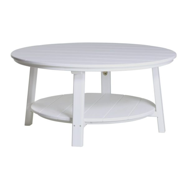 Deluxe Conversation Table - White