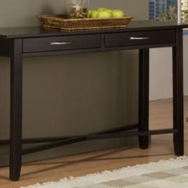 Demi-Lune Sofa Table