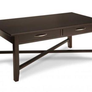Demi-Lune Rectangular Coffee Table