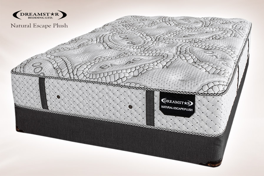 Dream Star - Natural Escape Plush Mattress