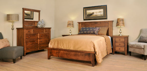 Farmhouse Bedroom Set (Queen)