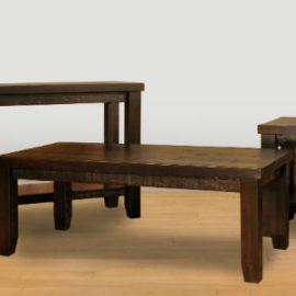 Farmhouse Occasional Table Set