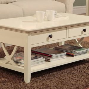 "Florence 46"" Coffee Table"